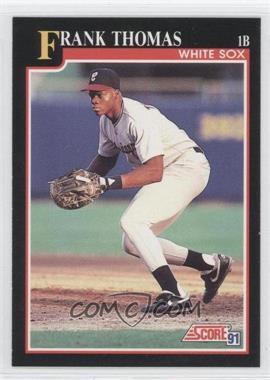 1991 Score Base 840 Frank Thomas Comc Card Marketplace