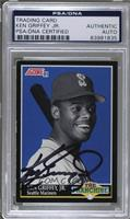 Ken Griffey Jr. [PSA/DNA Certified Auto]