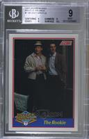 Mickey Mantle (Billy Martin also pictured) /5000 [BGS9MINT]