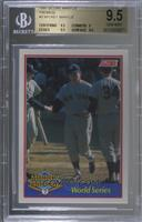 Mickey Mantle [BGS 9.5 GEM MINT] #/5,000