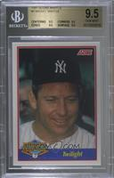 Mickey Mantle [BGS 9.5 GEM MINT]
