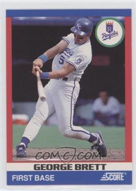 1991 Score 100 Hottest Players Box Set Base 85 George
