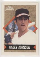 Davey Johnson [Good to VG‑EX]