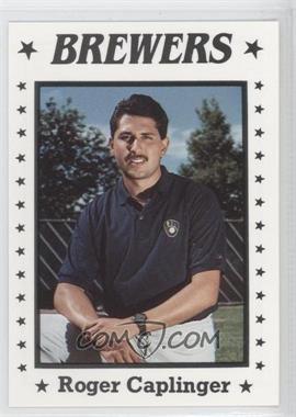 1991 Sport Pro Helena Brewers