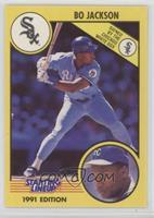Bo Jackson (Batting)