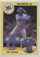 Ken Griffey (Batting, Darker Background)