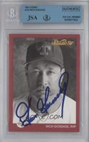 Rich Gossage [BGS/JSA Certified Auto]