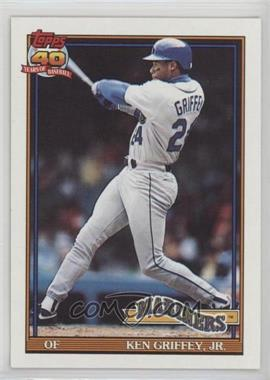 4ea8afe1e5 1991 Topps - [Base] #790 - Ken Griffey Jr.