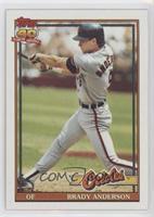 Brady Anderson (Sept 90; 14 hits; 3 RBI)