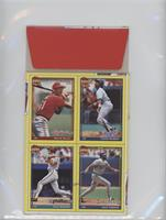Willie McGee, Eddie Murray, Dale Murphy, Dave Parker [EXtoNM]