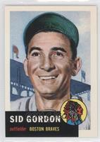 Sid Gordon