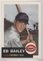 Ed Bailey