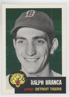1991 Topps Archives The Ultimate 1953 Set - [Base] #293 - Ralph Branca