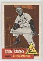 Eddie Stanky [Noted]