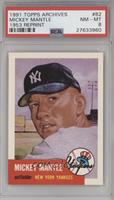 Mickey Mantle [PSA 8]