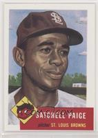Satchel Paige (Name Mispelled On Front)