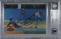 Vince Coleman [BAS Certified Encased by BGS]