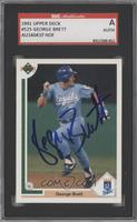 George Brett [SGC AUTHENTIC AUTO]