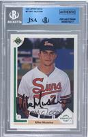Mike Mussina [BGS/JSA Certified Auto]
