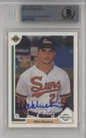 Mike Mussina [BGS AUTHENTIC AUTOGRAPH]