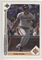 Bobby Bonilla (Card Number Slanted)