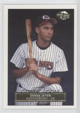 1992-93 Fleer Excel - [Base] #210 - Derek Jeter