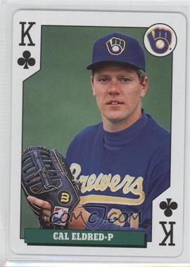 1992 Bicycle Baseball Rookies Playing Cards - Box Set [Base] #KC - Cal Eldred