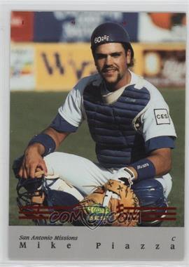 1992 Classic Best Minor League - Bonus Card - Red #BC16 - Mike Piazza