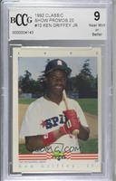 National Convention - Ken Griffey Jr. 1992 Classic Best Minor League [BCCG&nbsp…