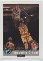 National Convention - Shaquille O'Neal 1992 Classic Draft Picks