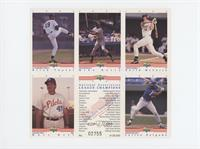 Brien Taylor, Mike Kelly, David McCarty, Carlos Delgado, Marc Hall /26500