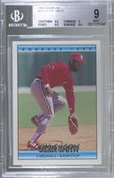 Ozzie Smith [BGS 9 MINT]