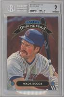 Wade Boggs [BGS 9 MINT]