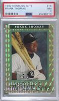 Frank Thomas [PSA7NM] #/10,000