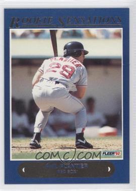 1992 Fleer - Rookie Sensations #19 - Phil Plantier
