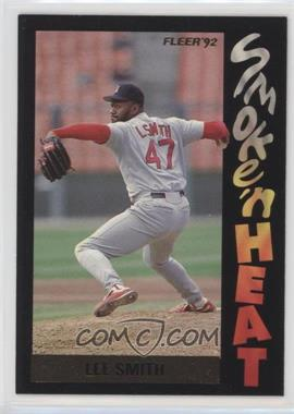1992 Fleer Baseballcardpediacom