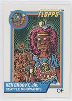 Ken Groovy Jr. (Ken Griffey Jr.)