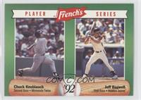 Chuck Knoblauch, Jeff Bagwell