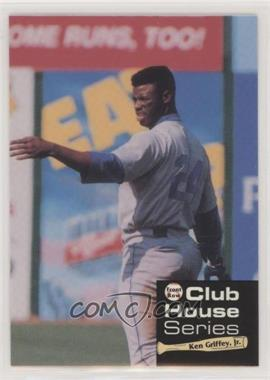 1992 Front Row Club House Series Ken Griffey Jr. - [Base] #4 - Ken Griffey Jr.