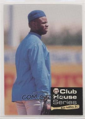 1992 Front Row Club House Series Ken Griffey Jr. - [Base] #7 - Ken Griffey Jr.