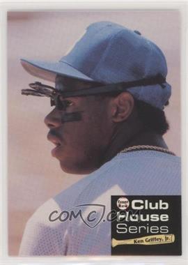 1992 Front Row Club House Series Ken Griffey Jr. - [Base] #9 - Ken Griffey Jr.