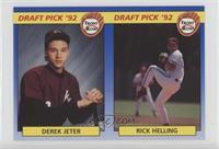 Derek Jeter, Rick Helling