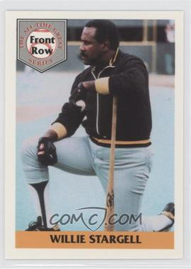 1992 Front Row The All-Time Great Series Willie Stargell - [Base] #1 - Willie Stargell