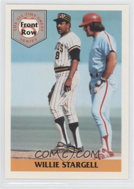 1992 Front Row The All-Time Great Series Willie Stargell - [Base] #3 - Willie Stargell