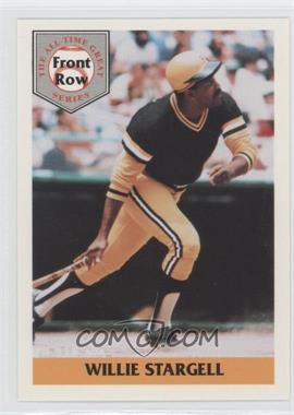 1992 Front Row The All-Time Great Series Willie Stargell - [Base] #4 - Willie Stargell