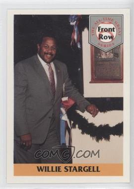 1992 Front Row The All-Time Great Series Willie Stargell - [Base] #5 - Willie Stargell
