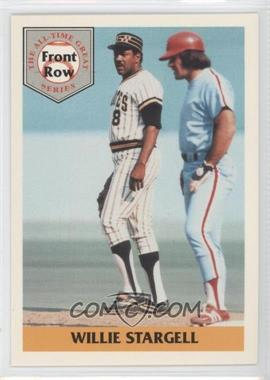 1992 Front Row The All-Time Great Series Willie Stargell - Promo #3 - Willie Stargell