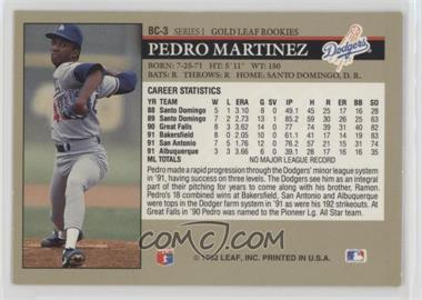 1992 Leaf Baseballcardpediacom