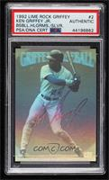 Ken Griffey Jr. [PSA Authentic PSA/DNA Cert]