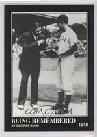 Babe Ruth, George Bush